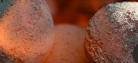 Charbon mineral lignite
