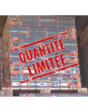 Briquette Lignite déstockage palette 96 x 10 kg