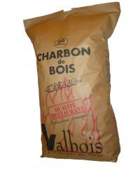 Charbon de Bois sac de 50 Litres Restaurant