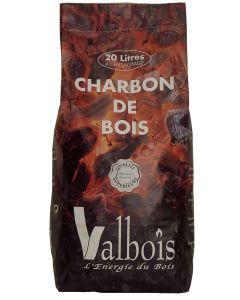 Charbon de Bois sac de 20 Litres
