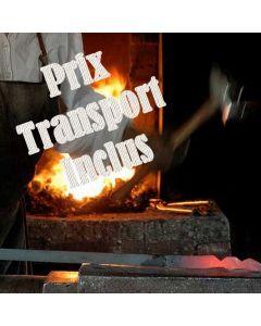 Charbon de forge Calibre 30/50mm Sac 10 kg