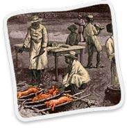 les habitudes de cuissons des natifs américains